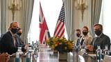 G7 يىغىنىدا ئۇيغۇرلار مەسىلىسى ۋە خىتاينى ئورتاق جازالاش مۇھىم تېما بولدى